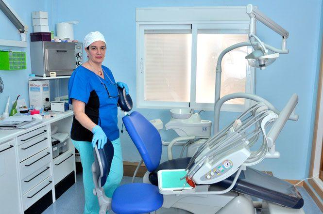 Clínica dental en Álora