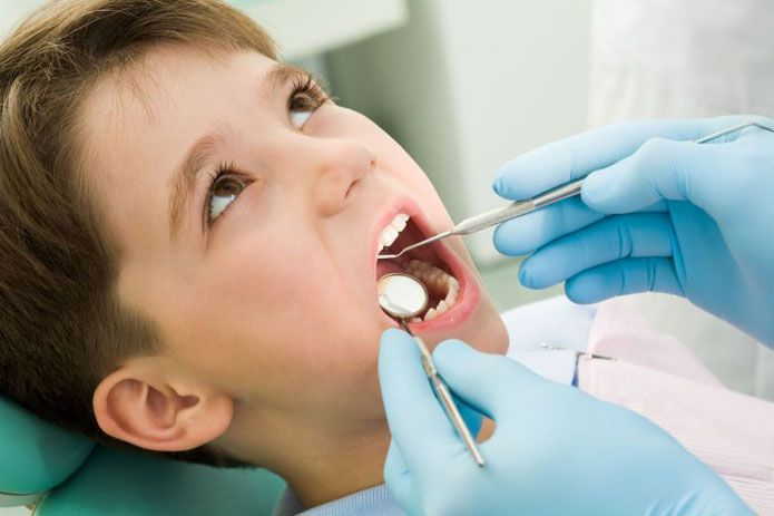 Ortopedia dental para niños y adolescente